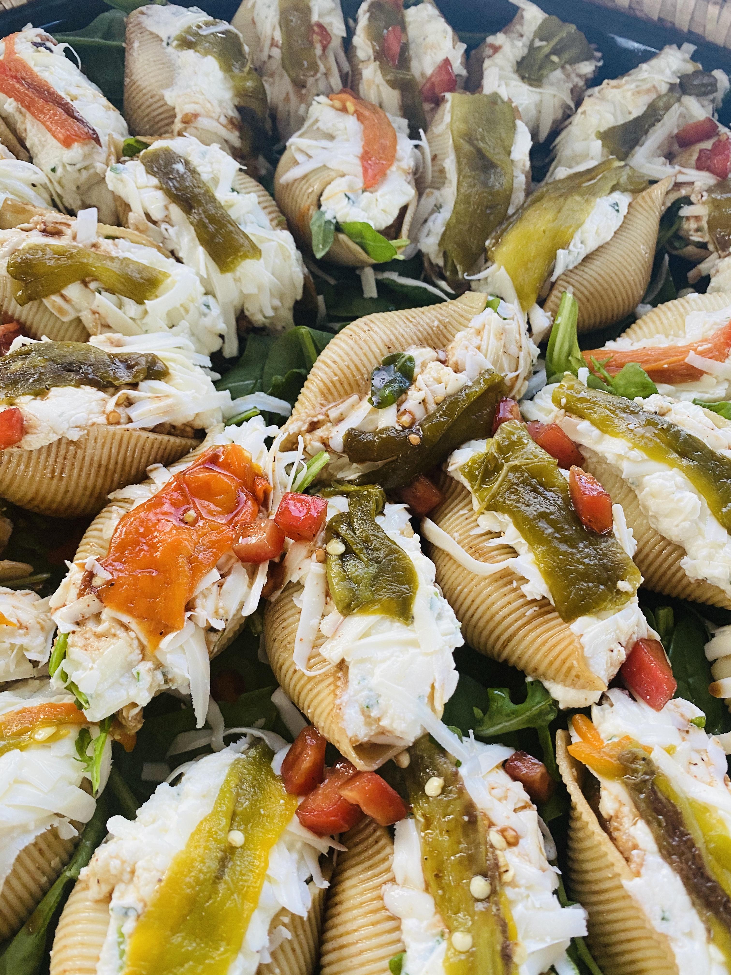 SASSy Italian Shells
