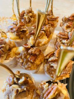 Apple Pie Pecan Shots