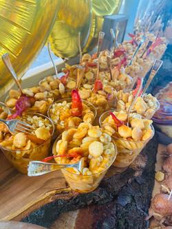 Lobster Mac 'N Cheese Bowls