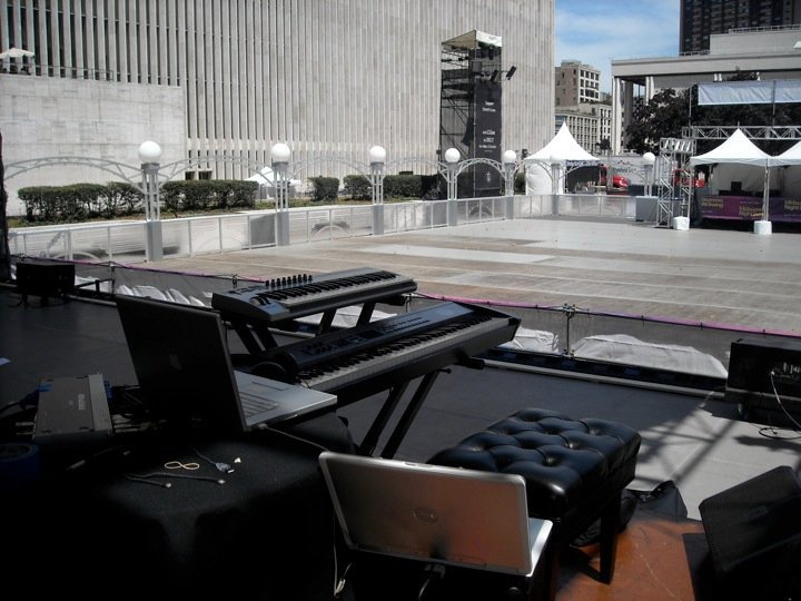 Lincoln Center, NY, USA 2010