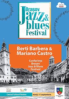 Mâine la Brașov Jazz & Blues Festival, o