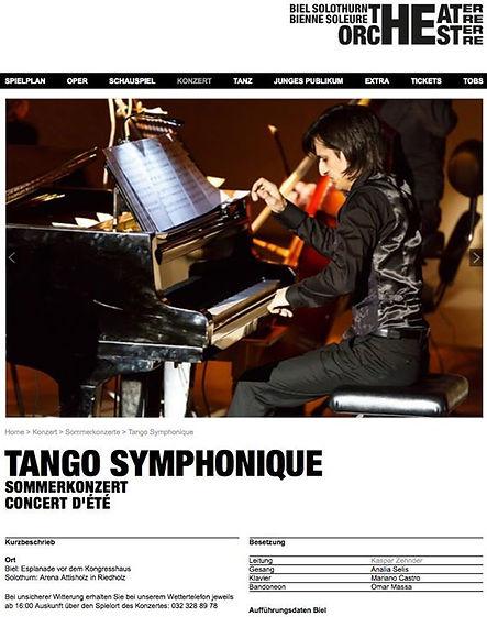 La semana que viene nuestro _Tango Sinfó