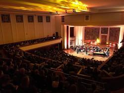 Aseară, al doilea concert de _Tango Simfonic_ in Cluj, 1600 de persoane in 2 concerte