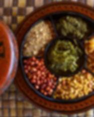 Comida tradicional de Mianmar