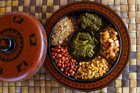 Traditional Myanmar Food