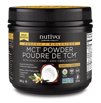 Organic MCT Powder- Nutiva