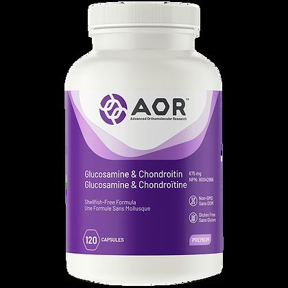 Glucosamine & Chondroitin- AOR