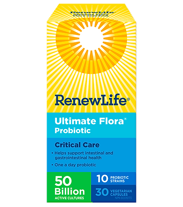 Ultimate Flora- Renew Life