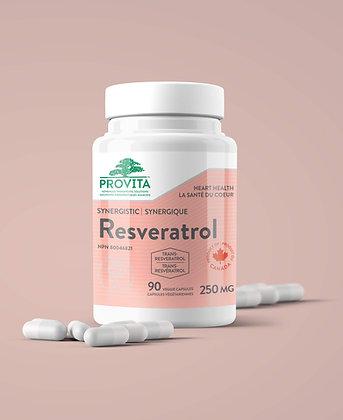 Resveratrol-Provita Nutrition