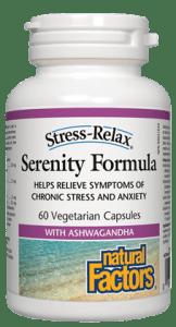 Serenity Formula- Natural Factors