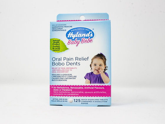 Oral Pain Relief - Hyland's