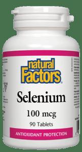 Selenium- Natural Factors