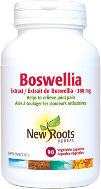 Boswellia Extract- New Roots
