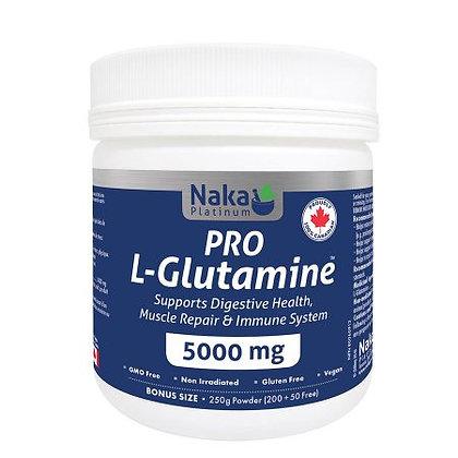 Pro L-Glutamine- Naka