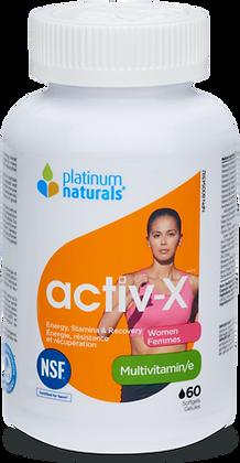 Activ-X - Platinum Naturals
