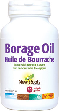 Borage Oil- New Roots