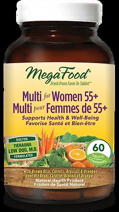 Multi for Women 55+ MegaFood