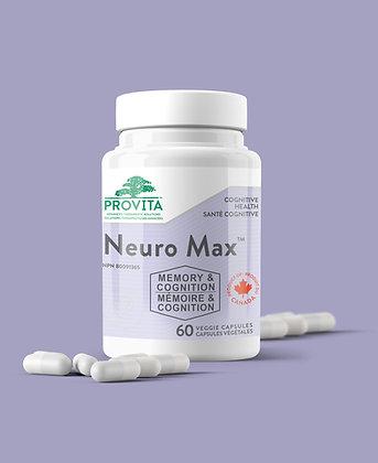 Neuro Max- Provita