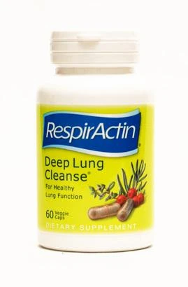 Deep Lung Cleanse- RespirActin