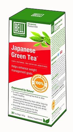 Japanese Green Tea- Bell