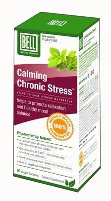 Calming Chronic Stress