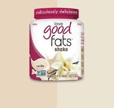 Good Fats Shake