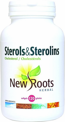 Sterols & Sterolins- New Roots