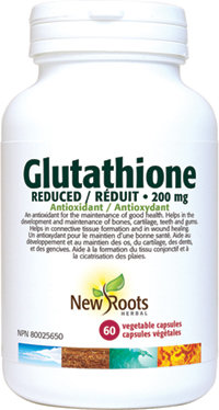 Glutathione- New Roots