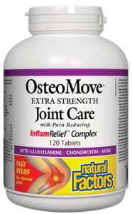 OsteoMove Extra Strength- Natural Factors