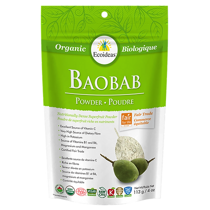 Baobab Powder- Ecoideas