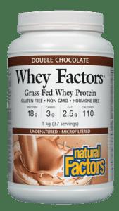 Whey Factors- Natural Factors