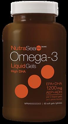 Omega 3 High DHA- NutraSea