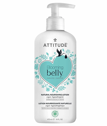 Natural Nourishing Lotion- Blooming Belly