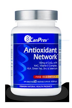 Antioxidant Network- CanPrev