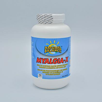 Myalgia-X- Natural Balance