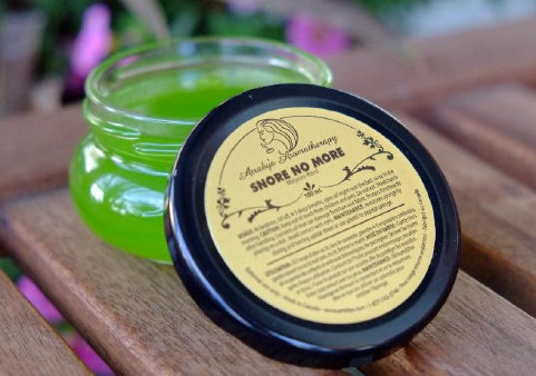 Snore No More- Arraby's Aromatherapy