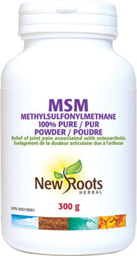 MSM- New Roots
