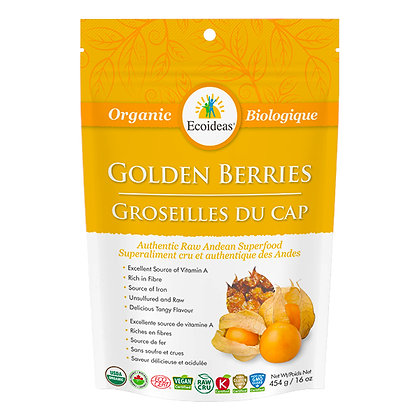 Golden Berries- Ecoideas