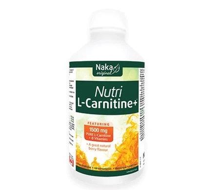 Nutri L-Carnitine+ Naka