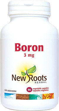 Boron- New Roots
