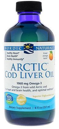Arctic Cod Liver Oil- Nordic Naturals