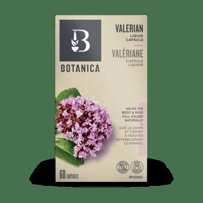 Valerian Liquid Capsules- Botanica
