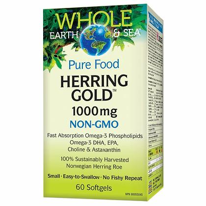 Herring Gold- Whole Earth & Sea