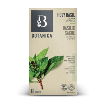 Holy Basil Liquid Capsule- Botanica