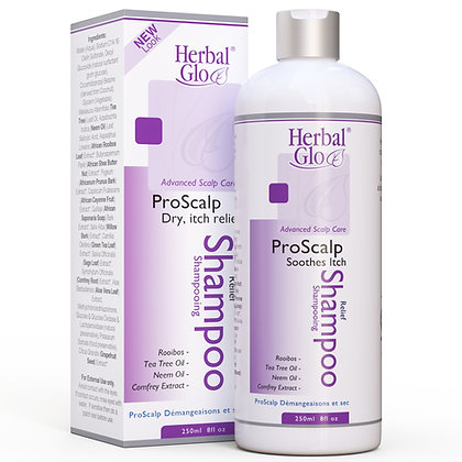 Proscalp Itch Relief Shampoo & Conditioner- Herbal Glo