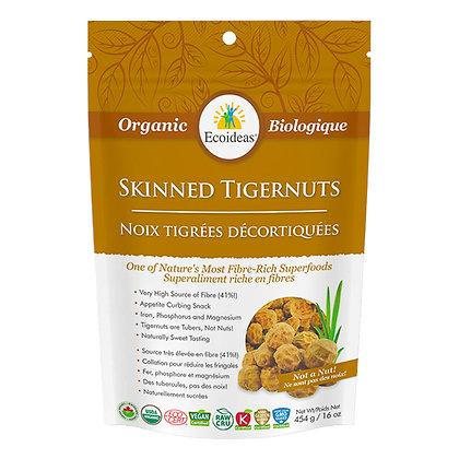 Organic Skinned TigerNuts- Ecoideas