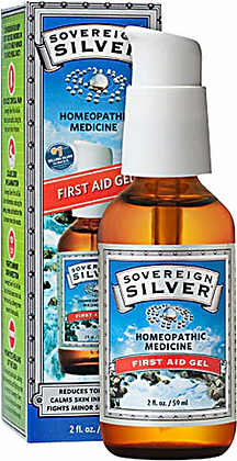 Colloidal Silver- Sovereign Silver