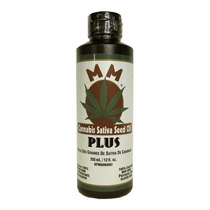 Cannabis Sativa Seed Oil Plus- MM