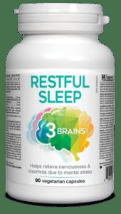 Restful Sleep- 3 Brains