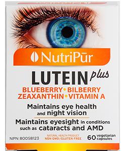Lutein Plus- NutriPur
